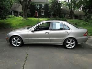 2004 Mercedes C230 Kompressor Purchase Used No Reserve 2004 Mercedes C230