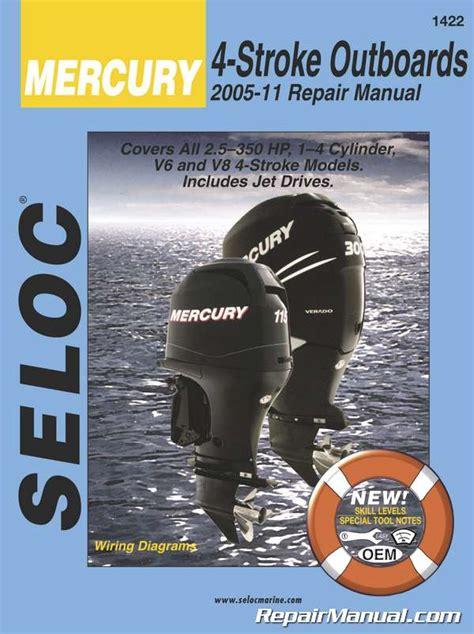 service manual auto repair manual online 2005 mercury sable parking system seloc 2005 2011 mercury mariner 2 5 300 hp 4 strokeengine repair manual