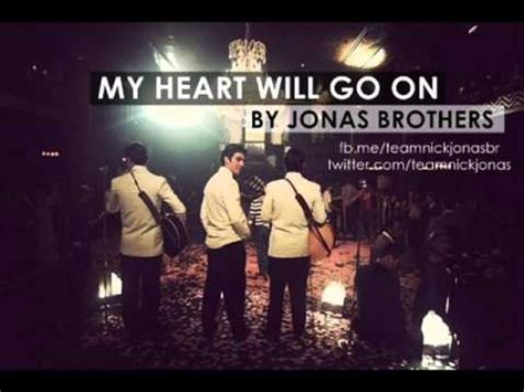 download mp3 from brothers download jonas brothers my heart will go on cover mp3 mp3