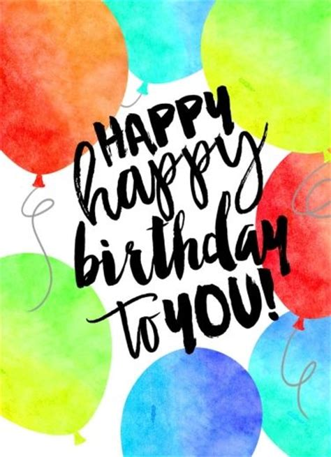 Happy 6 Birthday Quotes Best 25 Happy Birthday Images Ideas On Pinterest