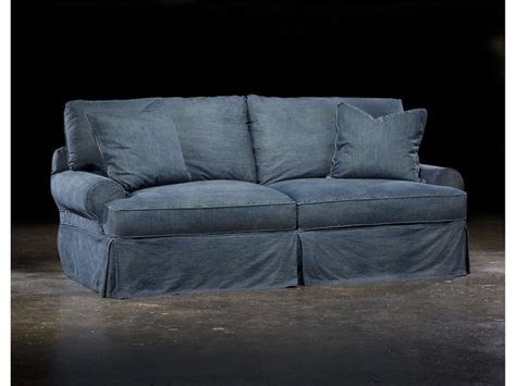 Pottery Barn Denim Sofa by 25 Best Images About Denim Ideas On Indigo