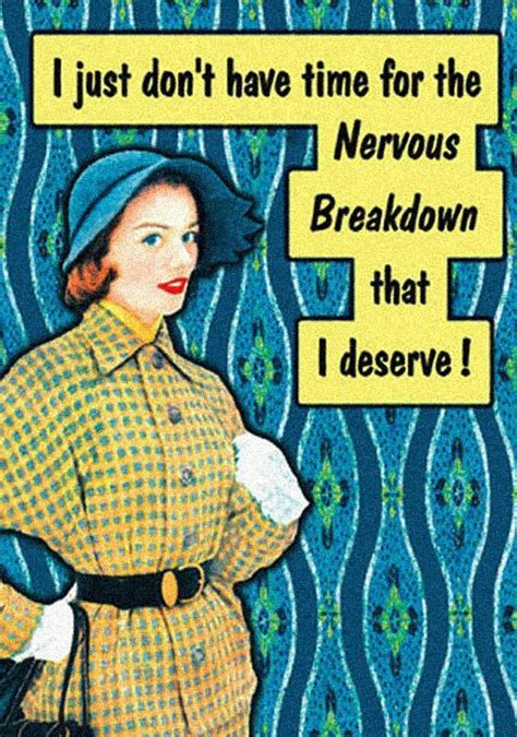 Nervous Breakdown by Tired