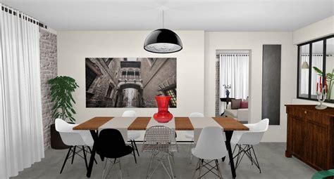 Table A Manger Industrielle 91 by D 233 Coration D Int 233 Rieur D Une Salle 224 Manger 224 Linas 91