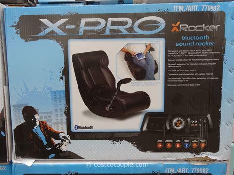 Gaming Chair Costco by X Pro Xrocker Bluetooth Sound Rocker