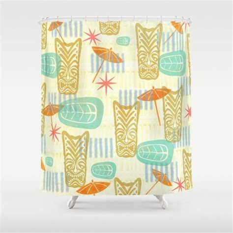tiki bathroom accessories 25 best ideas about shower curtains on