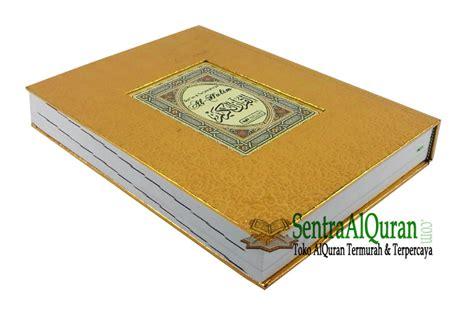 Al Quran Al Awwal Hvs Tanggung Emas Perak Toha Putra alqur an murah terjemah a5 perak al halim