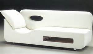 Mid Century Couch Space Age Seating Design Milk