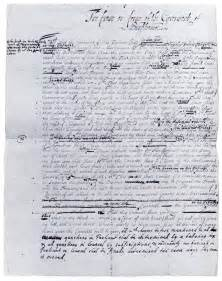 Why Penn Essay by File William Penn The Draft Of The Frame Of Government C1681 Jpg Wikimedia Commons