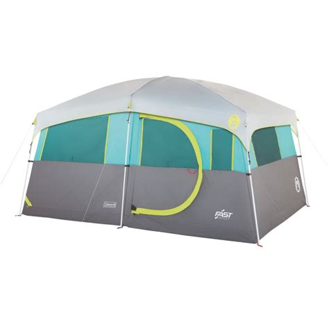 Tent Closet by Tenaya Lake Lighted Fast Pitch 8 Person Cabin With