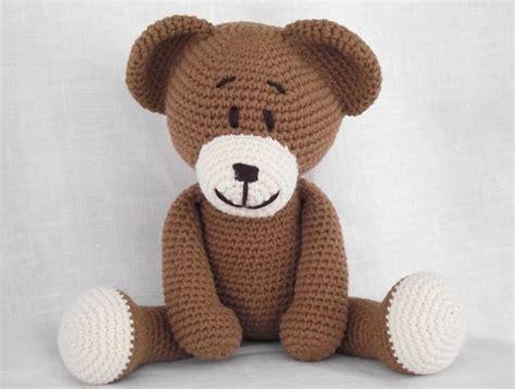 pattern crochet teddy bear amigurumi bear crochet pattern crochet bear pattern