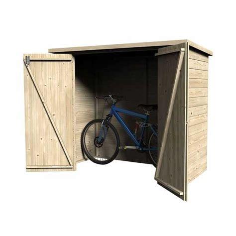 armarios para bicicletas armario de madera o caseta de madera modelo guarda bicis