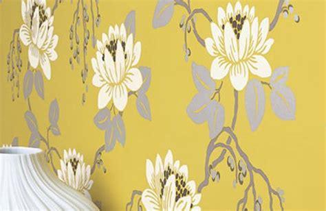 modern floral wallpaper designs channel homes