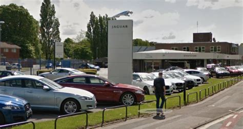 williams buys manchester jaguar dealership from pendragon