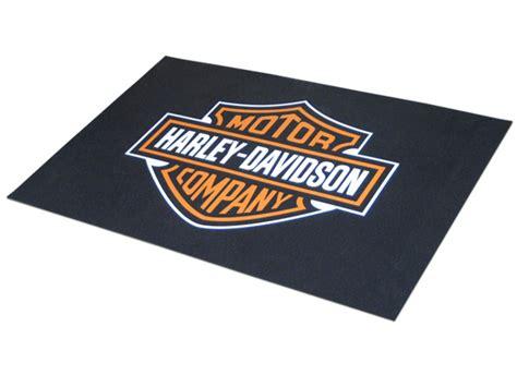 Harley Davidson Floor Mat by Harley Davidson Marketing