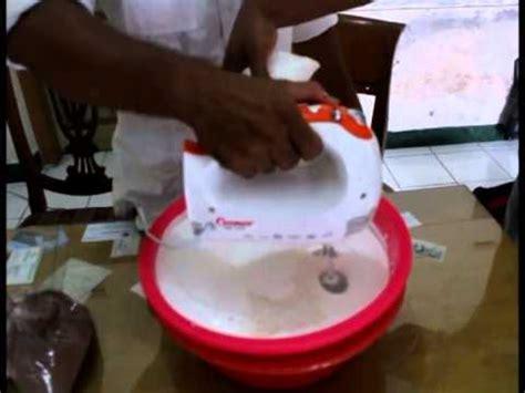 cara membuat ice cream vanilla dengan mudah cara membuat ice cream yang mudah praktis youtube