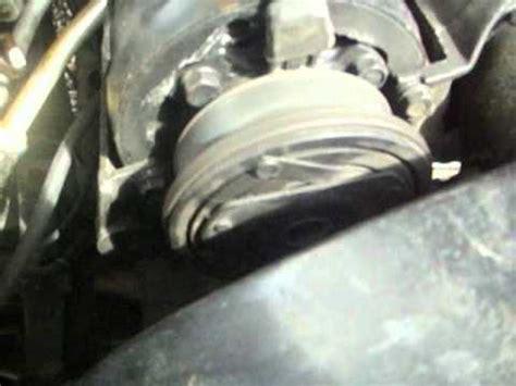 ac compressor clutch  engaging youtube