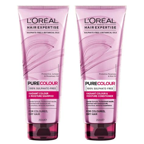 shoo loreal hair expertise fly buys l oreal hair expertise shoo and conditioner set