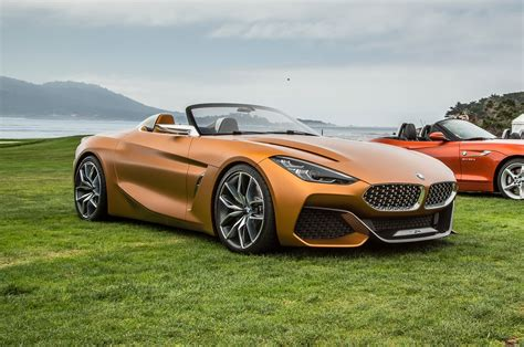 future bmw concept bmw concept z4 first look motor trend