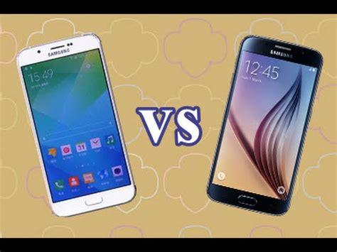 Samsung S6 Vs A8 Samsung Galaxy A8 Vs Samsung Galaxy S6 Look