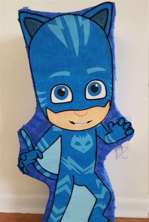 Pinata Sailor Boy L Size amazing pajama blue boy cat boy inspired pj mask pinata