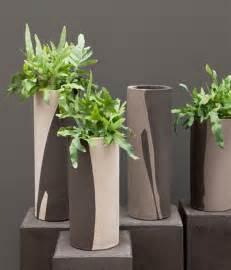 Unique Indoor Planters Eco Friendly Ceramic Planters Design For Living Room