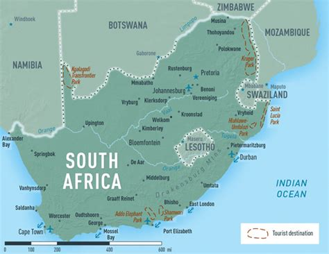 south africa map pdf south africa chapter 4 2018 yellow book travelers