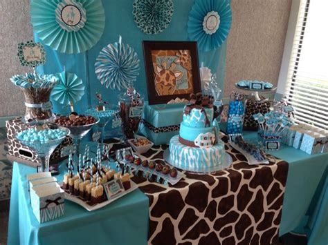 Decoration For Baby Shower Boy by Boy Baby Shower Decoration Ideas Baby Shower