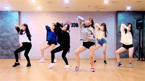 tutorial dance gfriend rough gfriend rough mirrored dance practice video 여자친구 시간을