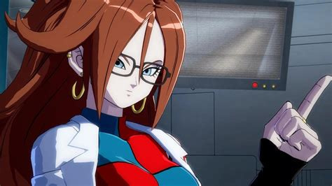 z android new fighterz screenshots show tien yamcha and original character android 21