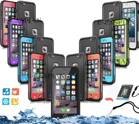 red pepper xlf case   iphone   waterproof