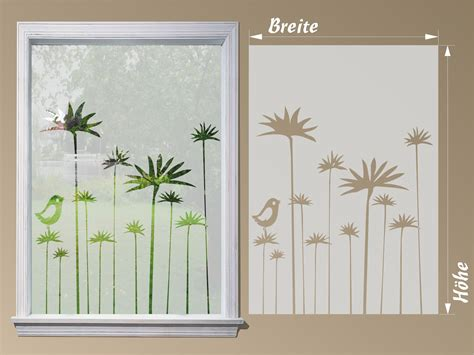 Fenster Sichtschutz Zum Aufkleben by Ehrf 252 Rchtige Selbstklebende Fensterfolie Einzigartige