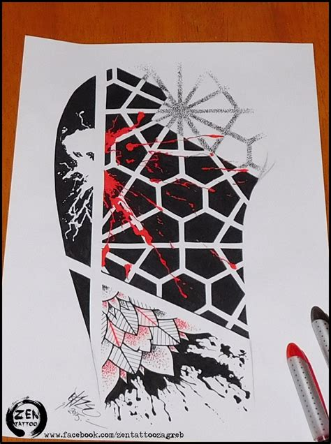 abstract art tattoo designs abstract geometric design by blazeovsky on deviantart