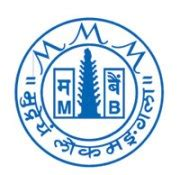 Letterhead Of Bank Of Maharashtra Bank Of Maharashtra Clerk Details Our Education