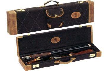 Hoozler Gun Bag Drak Brown browning lona fit gun up to 12 w free s h