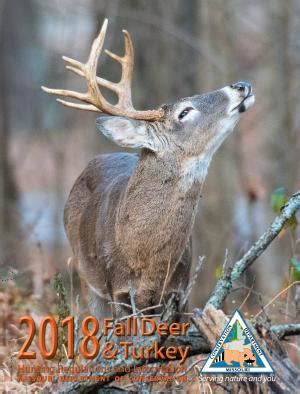 apply starting july 1 for mdc managed deer hunts