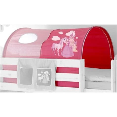 tunnel lit fille tente de lit chambre enfant tente de lit pour fille ou