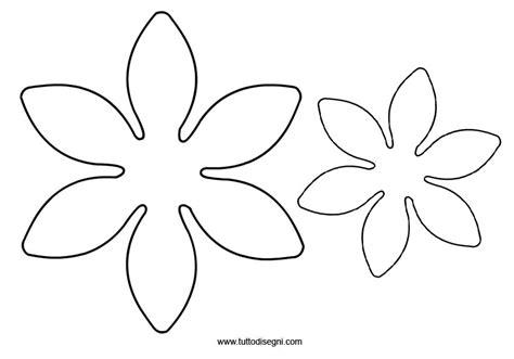 fiori da stare e ritagliare sagome di fiori da stare 28 images sagome fiori feltro