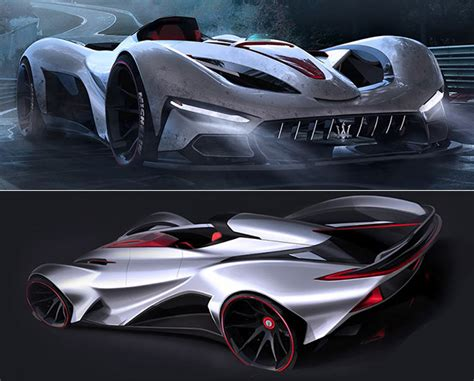 maserati hypercar futuristic maserati hypercar is based on laferrari spider