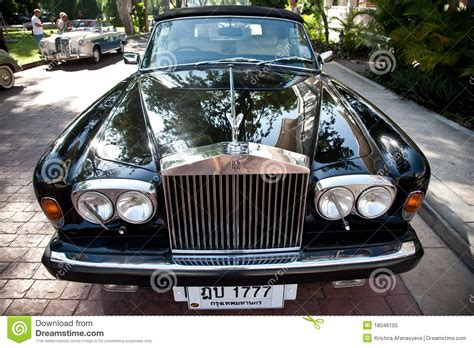 cartoon rolls royce rolls royce vintage classic car editorial photo