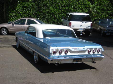 1963 chevrolet impala ss 1963 chevrolet impala and impala ss intreior specs review