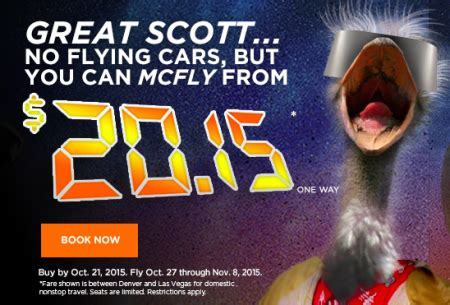 Frontier Airlines Sweepstakes - 20 15 one way flights at frontier airlines 10 21 only