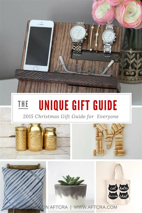 Unique Handmade Gifts For Him - 2015 gifts aftcra