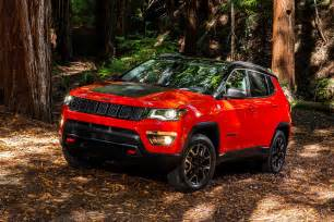 trailhawk jeep compass new 2017 jeep compass everything we know la debut