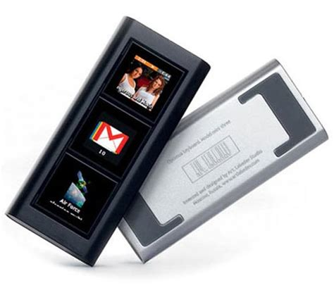 cool gadget cool gadgets art lebedev optimus mini 3 keypad