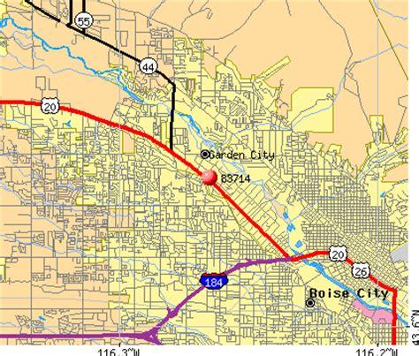 Zip Code Garden City Ny by 28 Boise Id Zip Code Map 83709 Zip Code Boise Idaho