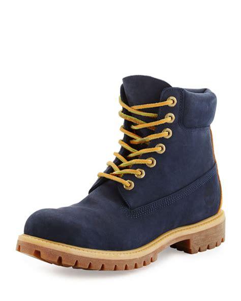 timberland 6 quot premium waterproof hiking boot black iris