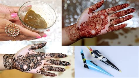how to make henna paste for dark red stain youtube