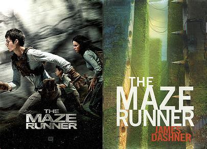 maze runner film vs buch screenshot 10