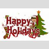 free happy holidays clip art download these free happy holidays clip ...