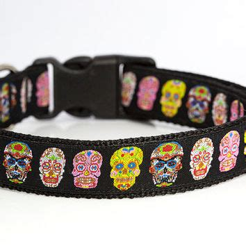 Handmade Collars Australia - best day of the dead products on wanelo